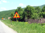 road signs / знаки